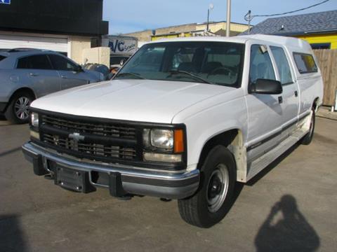 1998 Chevrolet C/K 3500 Series for sale in Irving, TX