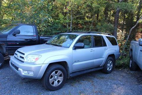 2004 Toyota 4Runner for sale in Worcester Leicester, MA