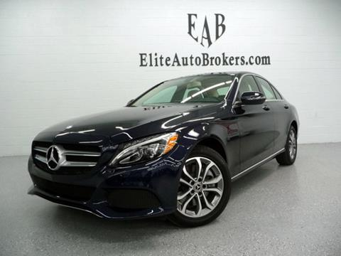 2017 Mercedes-Benz C-Class for sale in Gaithersburg, MD