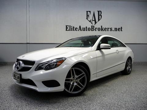 mercedes benz e class for sale in maryland