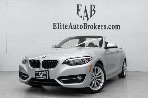 2016 BMW 2 Series for sale in Gaithersburg, MD