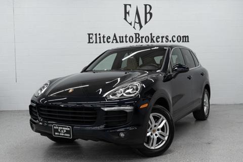 2016 Porsche Cayenne for sale in Gaithersburg, MD