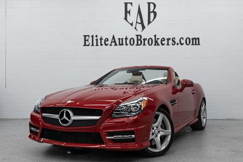 2016 Mercedes-Benz SLK for sale in Gaithersburg, MD