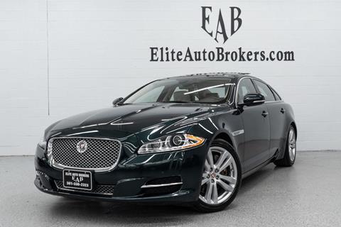 2015 Jaguar XJL for sale in Gaithersburg, MD