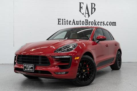 2017 Porsche Macan for sale in Gaithersburg, MD