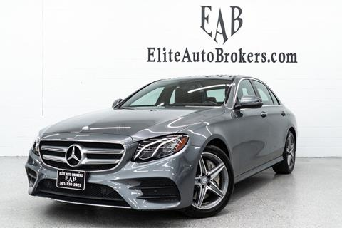 2017 Mercedes-Benz E-Class for sale in Gaithersburg, MD