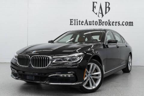 2017 BMW 7 Series for sale in Gaithersburg, MD