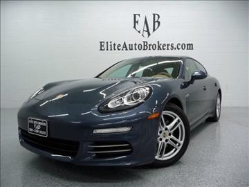 2014 Porsche Panamera for sale in Gaithersburg, MD