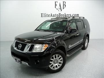 2008 Nissan Pathfinder for sale in Gaithersburg, MD