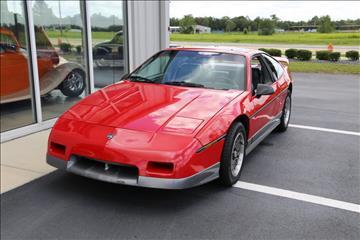 1986 Pontiac Fiero for sale in Ocala, FL