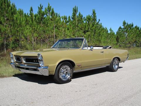 1965 Pontiac GTO for sale in Ocala, FL