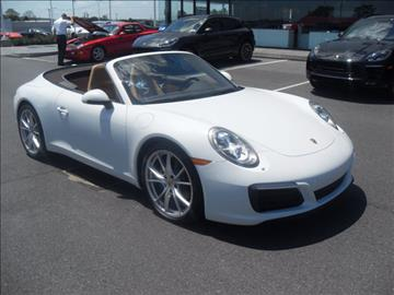 2017 Porsche 911 for sale in Lancaster, PA