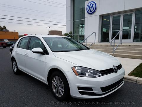 2017 Volkswagen Golf for sale in Lancaster, PA