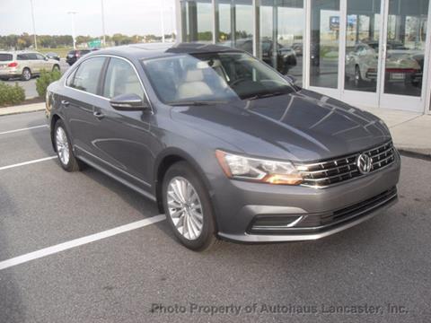 2017 Volkswagen Passat for sale in Lancaster, PA