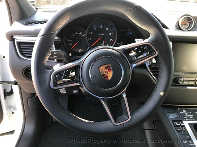2017 Porsche Macan AWD 4dr SUV - Lancaster PA