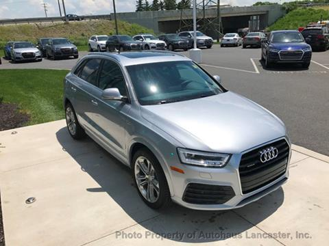 2017 Audi Q3 for sale in Lancaster, PA