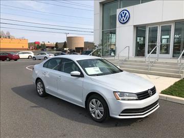 2017 Volkswagen Jetta for sale in Lancaster, PA