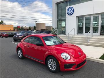 2017 Volkswagen Beetle for sale in Lancaster, PA