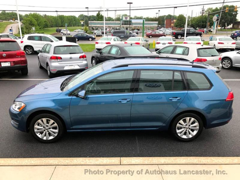 2017 Volkswagen Golf SportWagen TSI S 4Motion 4dr Wagon 6A - Lancaster PA