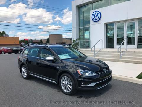 2017 Volkswagen Golf Alltrack for sale in Lancaster, PA