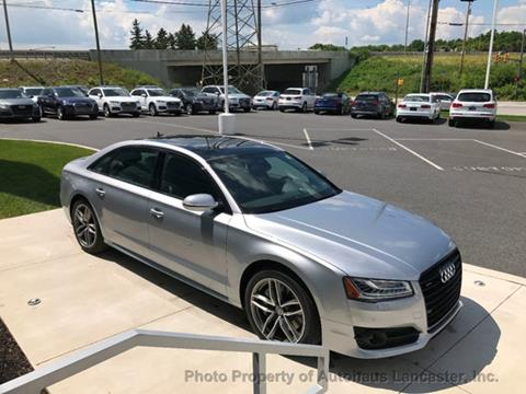 2017 Audi A8 L for sale in Lancaster, PA