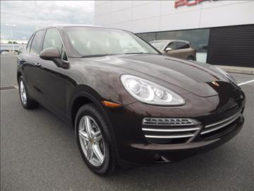2014 Porsche Cayenne for sale in Lancaster, PA