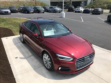 2018 Audi A5 Sportback for sale in Lancaster, PA