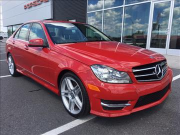 2014 Mercedes-Benz C-Class for sale in Lancaster, PA
