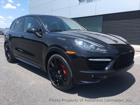 2013 Porsche Cayenne for sale in Lancaster, PA