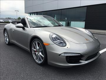 2012 porsche 911 for sale in lancaster pa