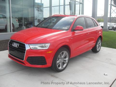 2018 Audi Q3 for sale in Lancaster, PA