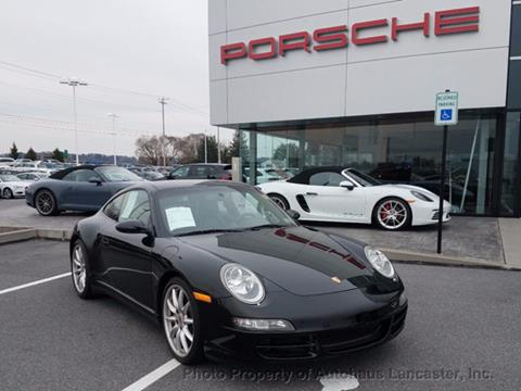 2008 Porsche 911 for sale in Lancaster, PA