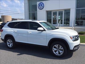 2018 Volkswagen Atlas for sale in Lancaster, PA