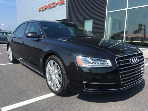 2015 Audi A8 L for sale in Lancaster, PA