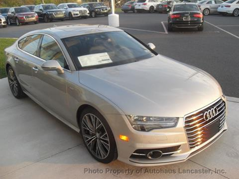 2018 Audi A7 for sale in Lancaster, PA