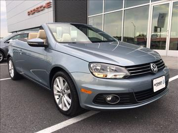 2012 Volkswagen Eos for sale in Lancaster, PA