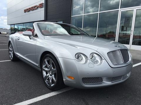 2008 Bentley Continental GTC for sale in Lancaster, PA