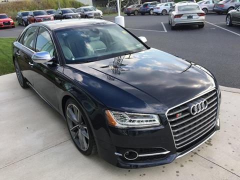 2018 Audi S8 plus for sale in Lancaster, PA