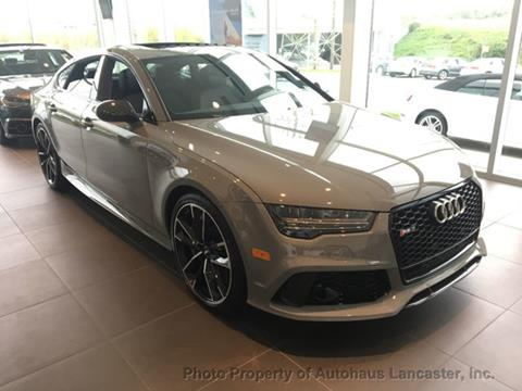 2018 Audi RS 7 for sale in Lancaster, PA