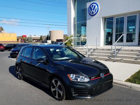 2017 Volkswagen Golf GTI for sale in Lancaster, PA