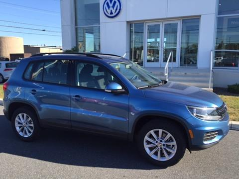 2017 Volkswagen Tiguan Limited for sale in Lancaster, PA