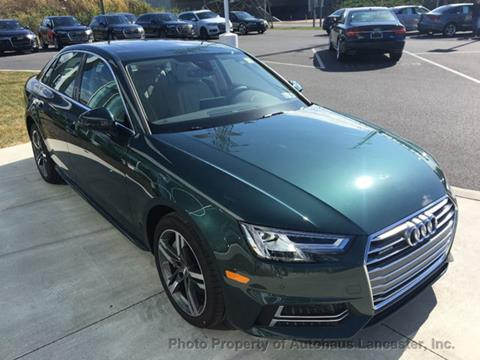 2018 Audi A4 for sale in Lancaster, PA