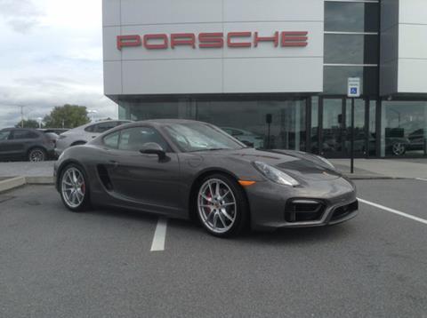 2015 Porsche Cayman for sale in Lancaster, PA