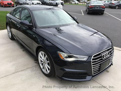 2018 Audi A6 for sale in Lancaster, PA