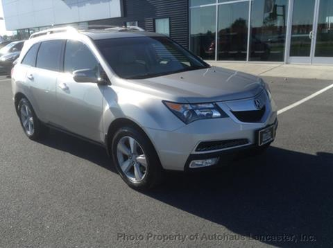 2012 Acura MDX for sale in Lancaster, PA