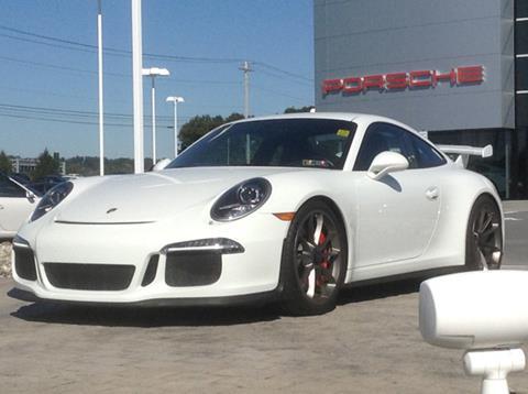 2014 Porsche 911 for sale in Lancaster, PA