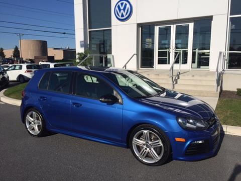 2012 Volkswagen Golf R for sale in Lancaster, PA