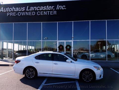 Lexus LS 460 For Sale in Lancaster, PA - Carsforsale.com