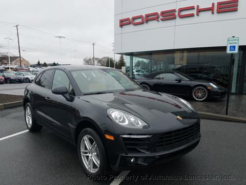 2018 Porsche Macan for sale in Lancaster, PA