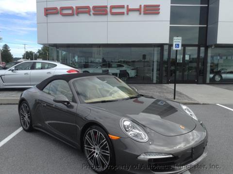 2015 Porsche 911 for sale in Lancaster, PA